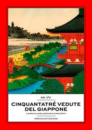 Book Cover: Cinquantatrè vedute del Giappone di AA.VV. - SEGNALAZIONE