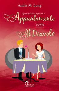 Book Cover: Appuntamento con il diavolo di Andie M. Long - COVER REVEAL