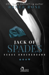 Book Cover: Jack of spades di Renee Rose - COVER REVEAL