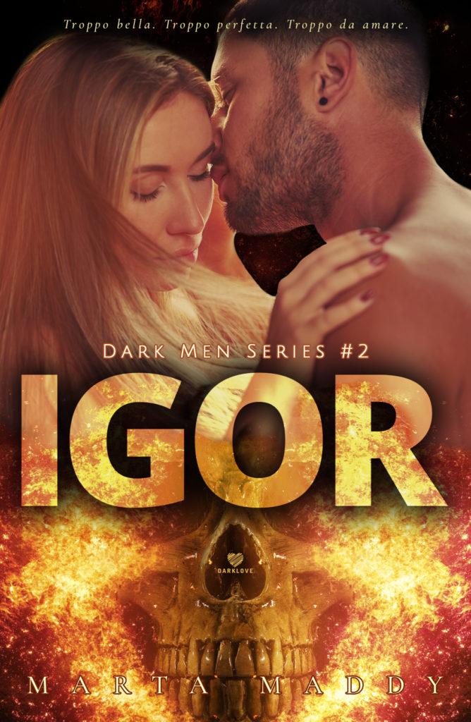 Book Cover: Igor di Marta Maddy - SEGNALAZIONE