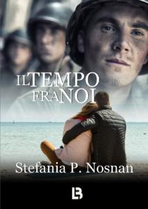 Book Cover: Il tempo fra noi di Stefania Nosnan - SEGNALAZIONE