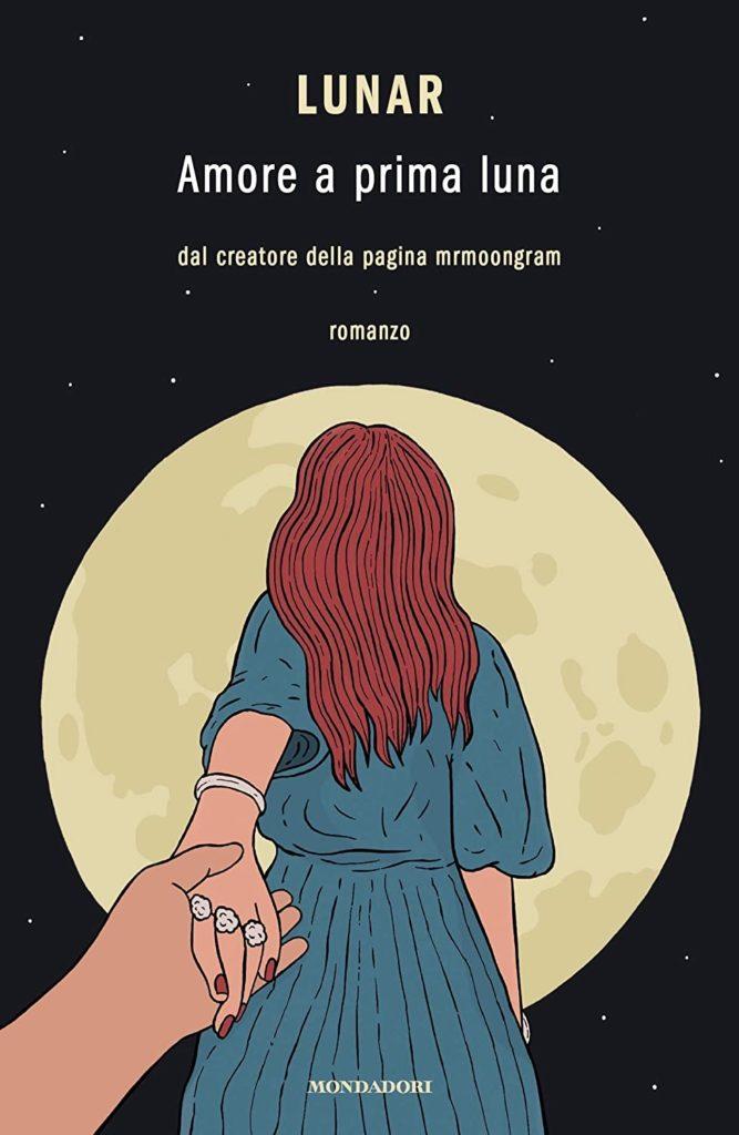 Book Cover: Amore a prima luna di Lunar - SEGNALAZIONE