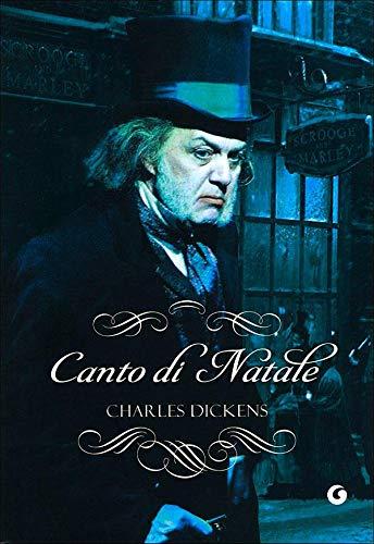 Book Cover: Canto di Natale di Charles Dickens - RECENSIONE