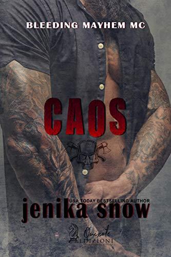 Book Cover: Caos di Jenika Snow - SEGNALAZIONE