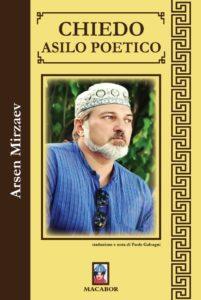 Book Cover: Chiedo asilo politico di Arsen Mirzaev - RECENSIONE