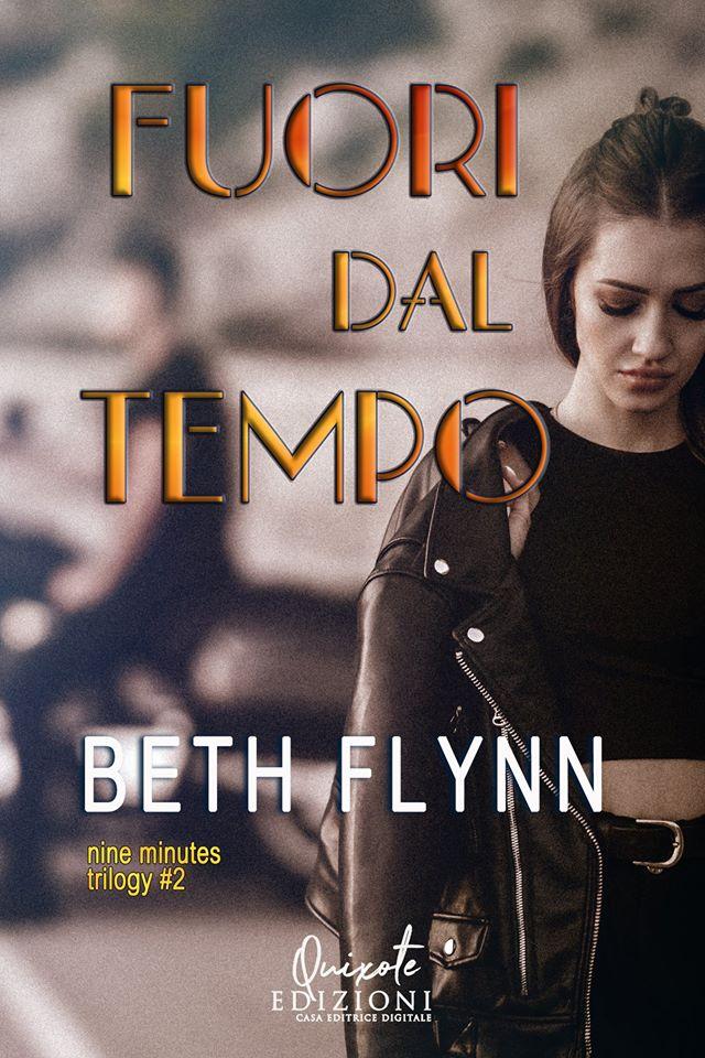 Book Cover: Fuori dal tempo di Beth Flynn - SEGNALAZIONE