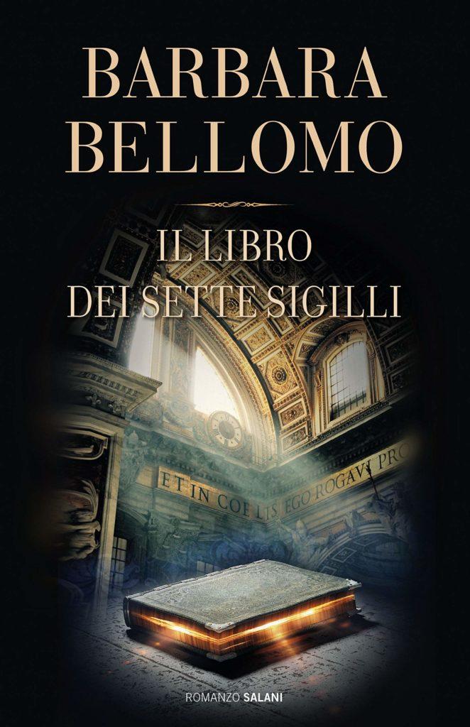 Book Cover: Il libro dei sette sigilli di Barbara Bellomo - SEGNALAZIONE