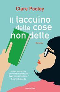 Book Cover: Il taccuino delle cose non dette di Clare Pooley - SEGNALAZIONE