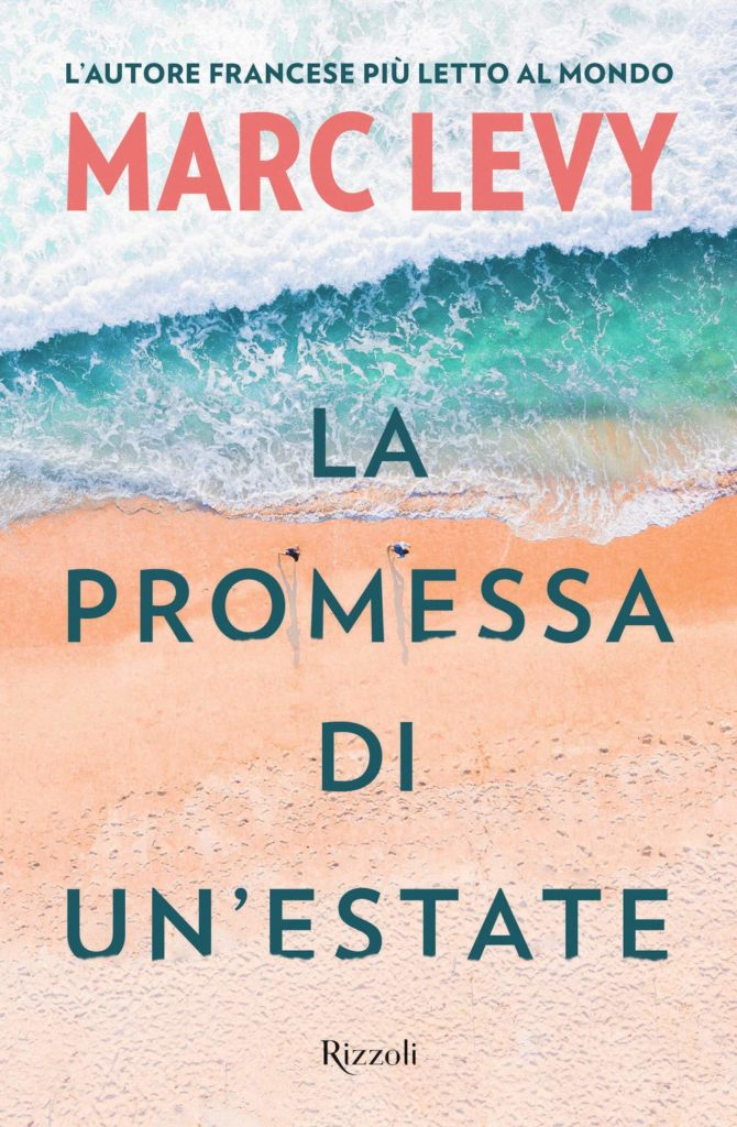 Book Cover: La promessa di un'estate di Marc Levy - SEGNALAZIONE