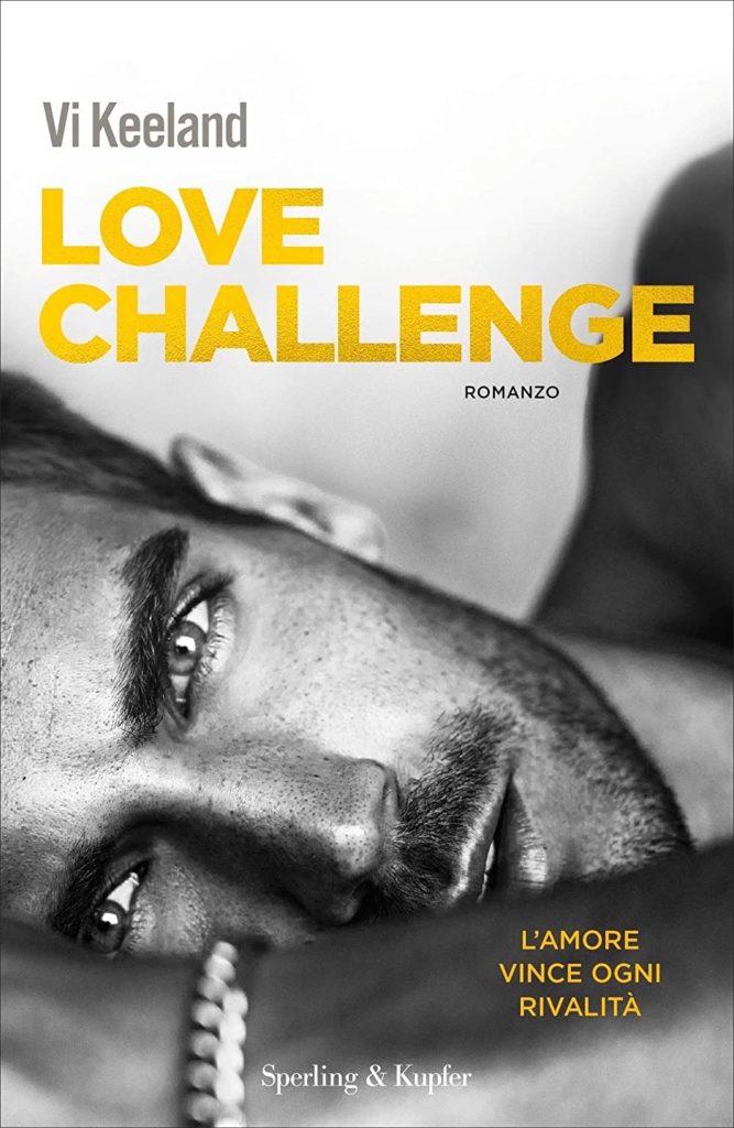 Book Cover: Love challenge di Vi Keeland - SEGNALAZIONE