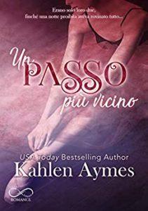 Book Cover: Un passo più vicino di Khalen Aymes - RECENSIONE