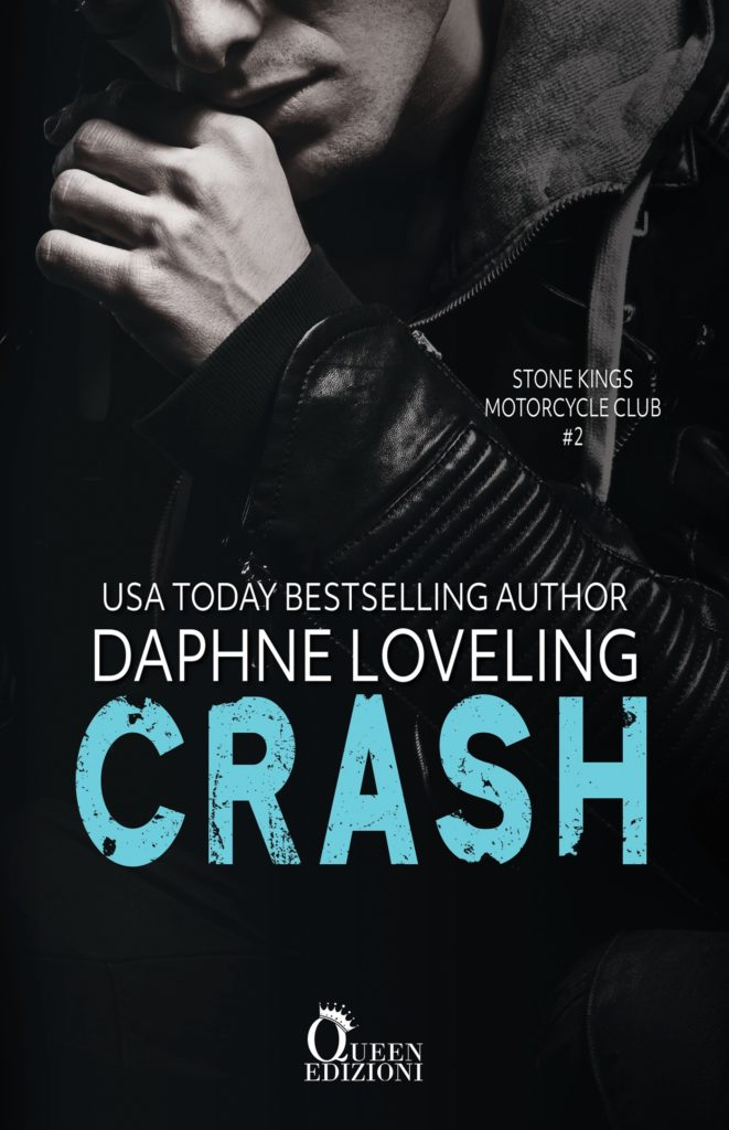 Book Cover: Crash di Daphne Loveling - COVER REVEAL