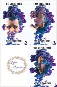 Book Cover: Inside Job: Adam - Viola - Noah di Monica Lombardi - RECENSIONE