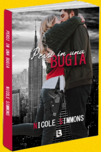 Book Cover: Persi in una bugia di Nicole Simmons - PLOT REVEAL