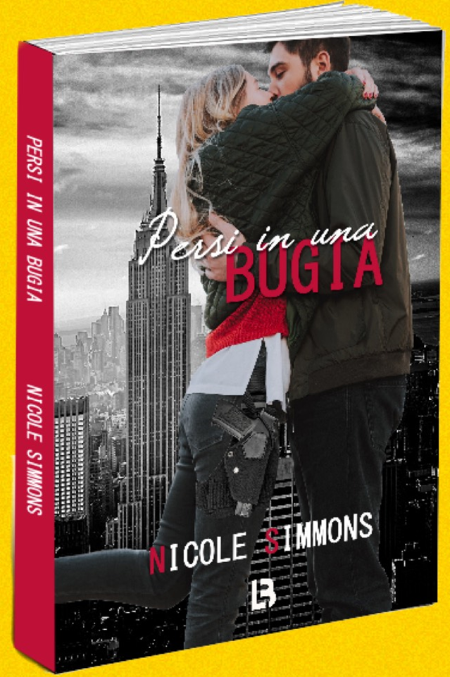Book Cover: Persi in una bugia di Nicole Simmons - PLOT REVEAL