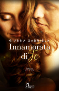 Book Cover: Innamorata di te di Gianna Gabriela - COVER REVEAL