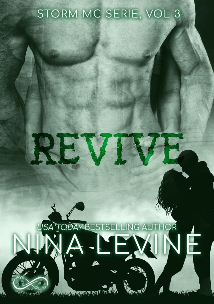 Book Cover: Revive di Nina Levine - COVER REVEAL