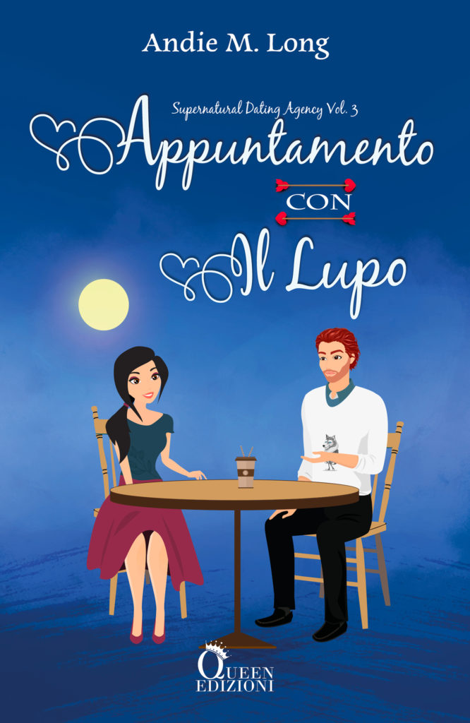 Book Cover: Appuntamento con il lupo di Andie M. Long - COVER REVEAL