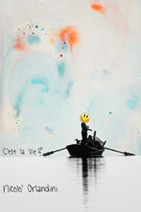 Book Cover: C'est la vie? di Nicolò Orlandini - SEGNALAZIONE
