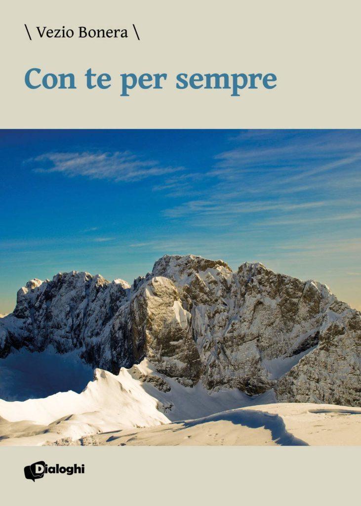 Book Cover: Con te per sempre di Vezio Bonera - SEGNALAZIONE