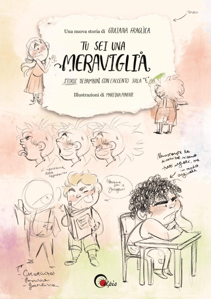 Book Cover: Tu sei una meraviglia di Giuliana Fraglica - SEGNALAZIONE