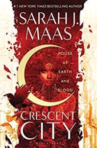 Book Cover: La casa di terra e sangue. Crescent City di Sarah J. Maas - SEGNALAZIONE