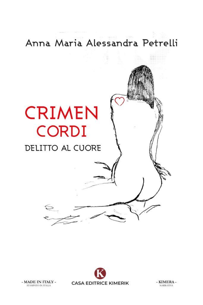 Book Cover: Delitto al cuore di Crimen Cordi - SEGNALAZIONE