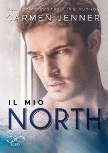 Book Cover: Il mio north di Carmen Jenner - SEGNALAZIONE