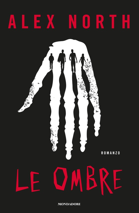 Book Cover: Le ombre di Alex North - SEGNALAZIONE