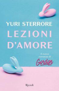 Book Cover: Lezioni d'amore di Yuri Sterrone - SEGNALAZIONE