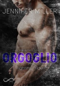 Book Cover: Orgoglio di Jennifer Miller - COVER REVEAL