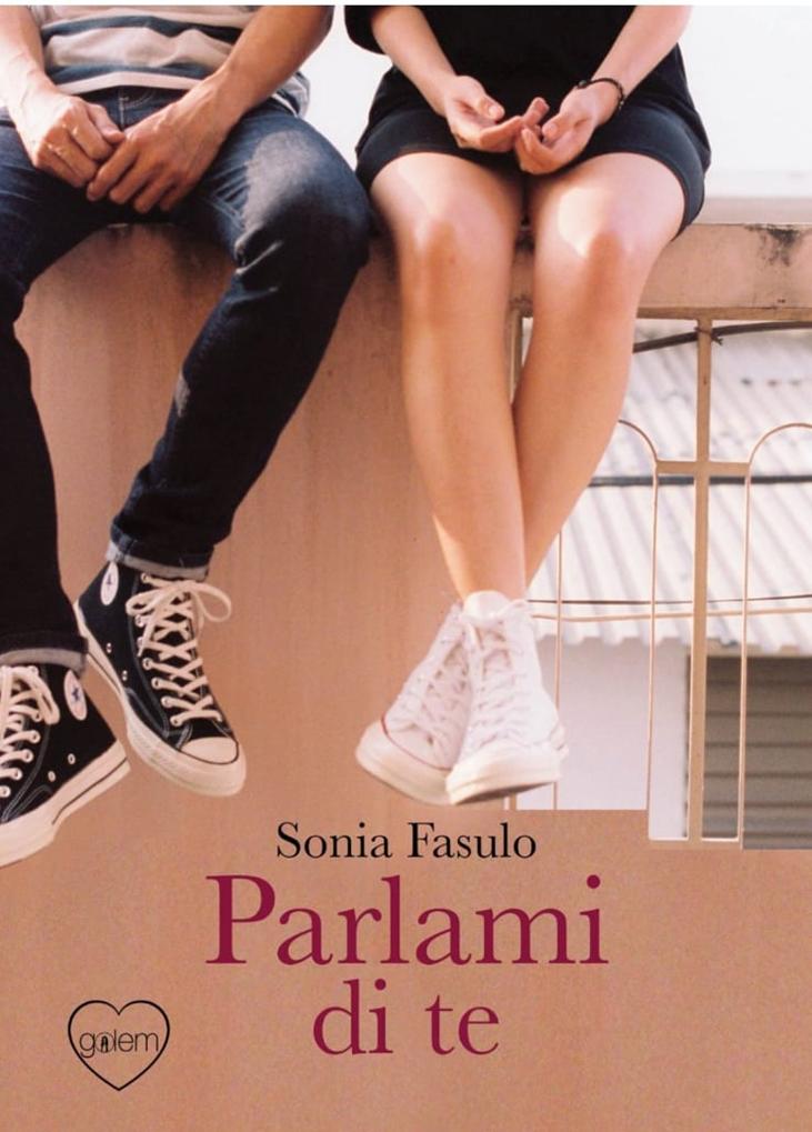 Book Cover: Parlami D'amore di Sonia Fasulo - SEGNALAZIONE