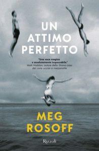 Book Cover: Un attimo perfetto di Meg Rosoff - SEGNALAZIONE