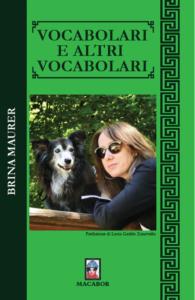 Book Cover: Vocaboli e altri vocabolari di Brina Maurer - BLOG TOUR