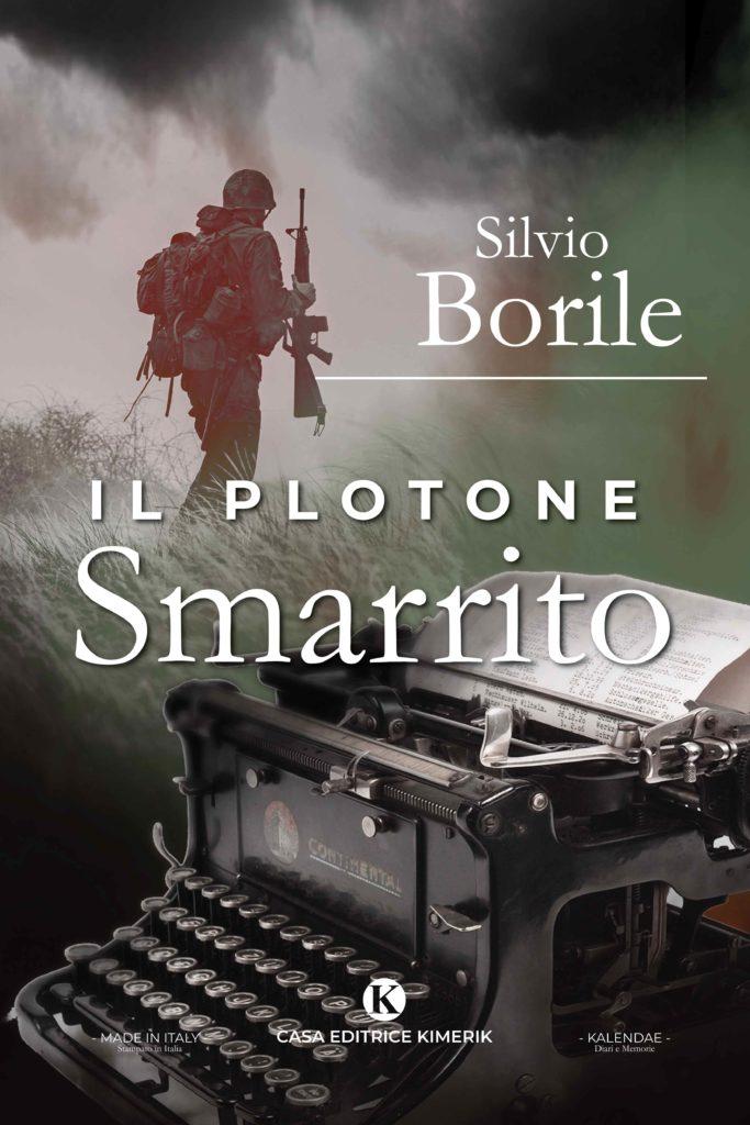 Book Cover: Il plotone smarrito di Silvio Basile - SEGNALAZIONE