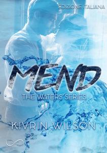 Book Cover: Mend di Krivin Wilson - SEGNALAZIONE
