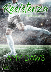 Book Cover: Resistenza di Amy Daws - COVER REVEAL
