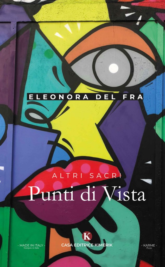 Book Cover: Altri sacri punti di vista di Eleonora Del Fra - SEGNALAZIONE