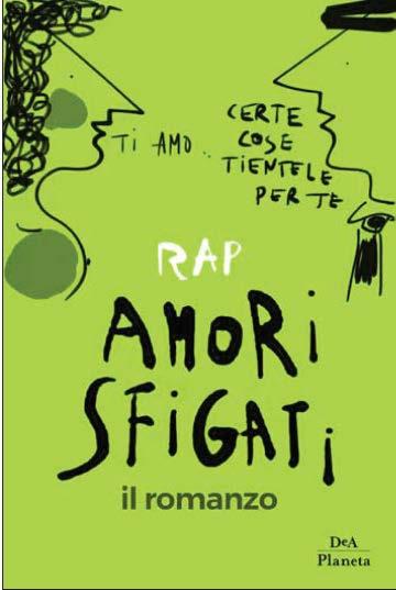 Book Cover: Amori sfigati di Chiara Rapaccini - SEGNALAZIONE