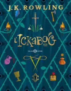 Book Cover: L'Ickabog di J.K. Rowling - SEGNALAZIONE