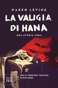 Book Cover: La valigia di Hana di Karen Levine - RECENSIONE