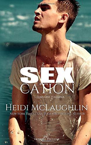 Book Cover: Sexcation di Heidi McLaughlin - RECENSIONE