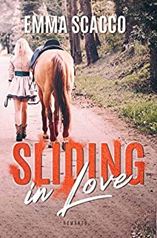 Book Cover: Sliding in love di Emma Sacco - RECENSIONE