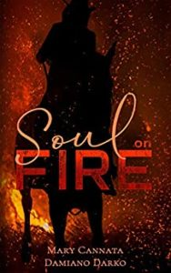 Book Cover: Soul on fire di Mary Cannata & Damiano Darko - RECENSIONE