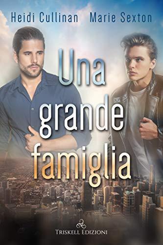 Book Cover: Una grande famiglia di Heidi Cullinan - SEGNALAZIONE