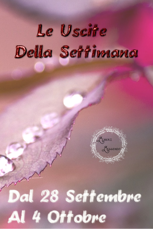 Book Cover: Le Uscite della Settimana