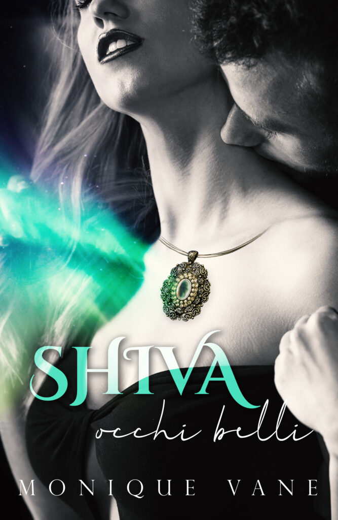 Book Cover: Shiva occhi belli di Monique Vane - COVER REVEAL