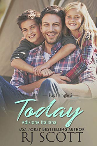 Book Cover: Today di RJ Scott - RECENSIONE