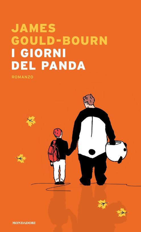 Book Cover: I giorni del panda di James Gould-Bourn - SEGNALAZIONE