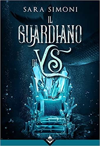Book Cover: Il guardiano di Ys di Sara Simoni - RECENSIONE